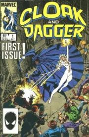 Cloak and Dagger (1985 Series)